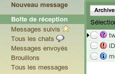 Gmail Inbox Stars