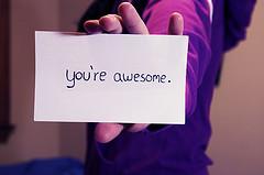 Je suis génial, et vous ?