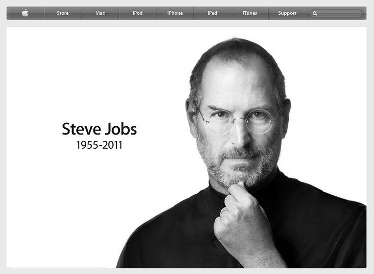 Good bye Steve Jobs