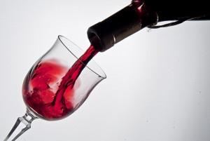 Le fameux verre de vin