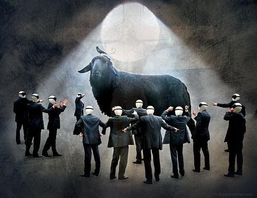10 preuves que vous êtes un mouton (et comment faire pour que ça change)