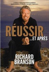 Réussir et Après Richard Branson