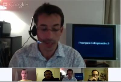 Vidéo : Web conférence sur comment entreprendre en partant de zéro