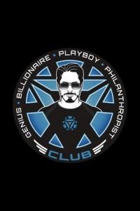 tony stark club