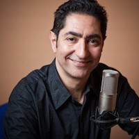 Interview de Lorenzo Pancino – La fameuse voix d'un Diner Presque Parfait