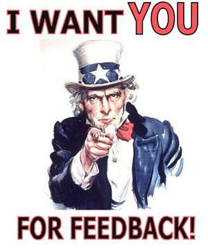 confiance en vous et feedback