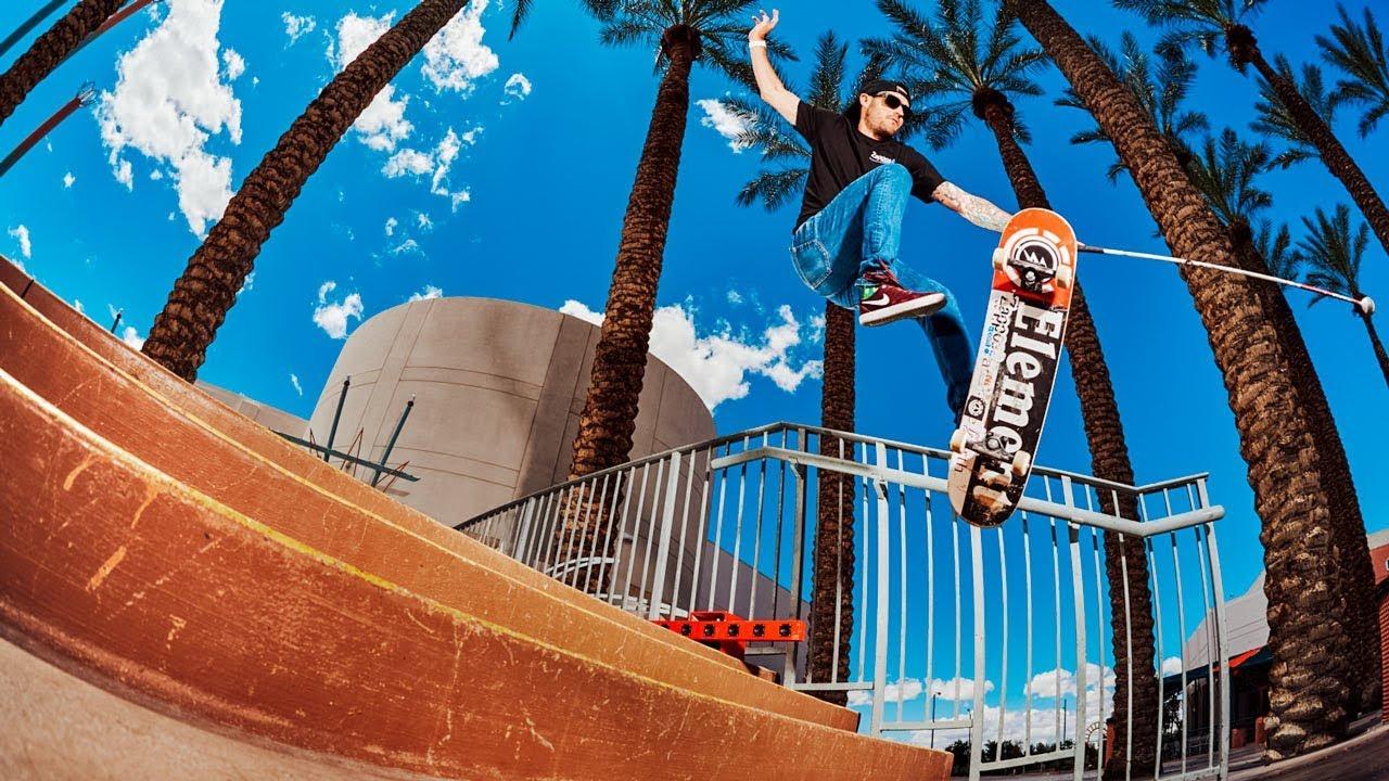 Justin Bishop : un Skateur incroyablement inspirant !