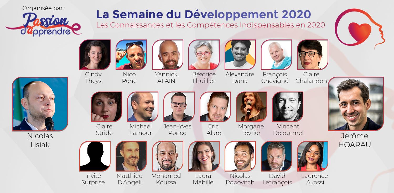 Semaine du Développement : Quelles sont les compétences clefs en 2020 ?